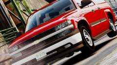 Chevrolet Suburban 2006 V1.1 CIVIL para GTA 4