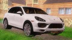 Porsche Cayenne Turbo 958 2011 V2.0 para GTA San Andreas