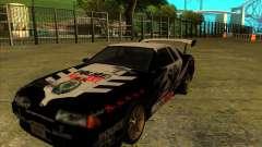 Elegía con nuevos spoilers para GTA San Andreas