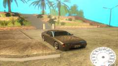 New Elegy Hatch 2011 para GTA San Andreas
