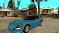 Dodge Viper SRT-10 para GTA San Andreas