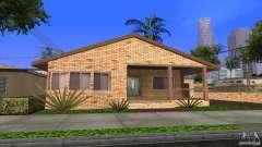 Nuevas texturas de casas y garajes