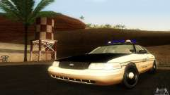 Ford Crown Victoria Tennessee Police para GTA San Andreas