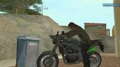 PCJ-600 en GTA IV para GTA San Andreas