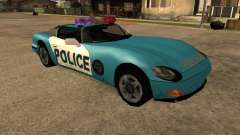 Banshee Police San Andreas