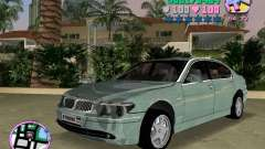 BMW 760 Li para GTA Vice City