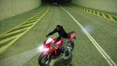 Honda CBR600RR 2005 para GTA San Andreas