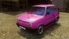 Fiat 126p FL Polski 1994 Wheels 1 para GTA 4