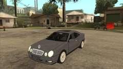 Mercedes-Benz CLK320 Coupe