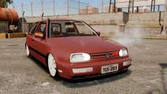 Volkswagen Golf MK3 Turbo para GTA 4