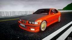 BMW E36 Alpina B8 para GTA 4