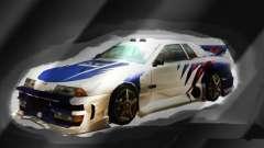 Nueva pintura para Elegy para GTA San Andreas