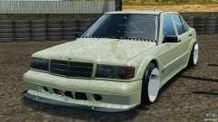 Deportivo Mercedes-Benz 190E 2.3-16 para GTA 4