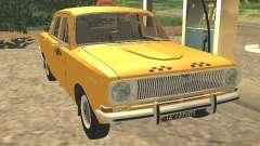 Taxi GAZ 24-01