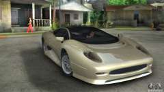Jaguar XJ 220 Black Rivel para GTA San Andreas
