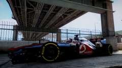 McLaren MP4-27 para GTA 4