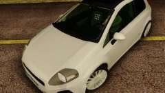 Fiat Grande Punto CLD Style para GTA San Andreas