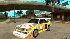 Audi Quattro S1 Group B para GTA San Andreas