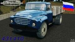 ZIL-431410 1986 v1.0 para GTA 4