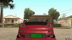 Encendido y apagado del motor y los faros para GTA San Andreas