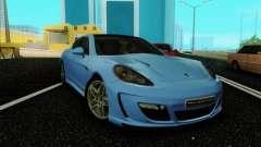 Gemballa Mistrale 2010 V1.0 para GTA San Andreas