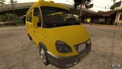 Minibús Gazelle 32213 Novosibirsk