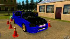 Subaru Impreza WRX Rally para GTA San Andreas