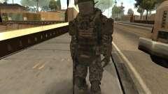 Luchar contra los soldados de CoD: Mw2