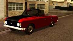 Moskvich 412 Cabrio