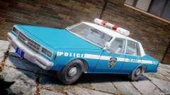 Chevrolet Impala Police 1983 v2.0 para GTA 4