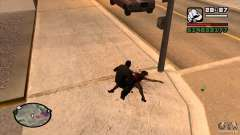 CJ Medic para GTA San Andreas