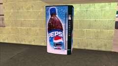 Máquinas expendedoras PEPSI