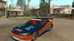 Nissan Silvia Drift para GTA San Andreas