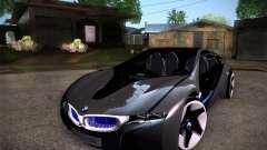 BMW Vision Efficient Dynamics I8 para GTA San Andreas