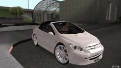 Peugeot 307CC BMS para GTA San Andreas