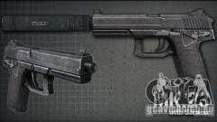 [Point Blank] MK23 para GTA San Andreas