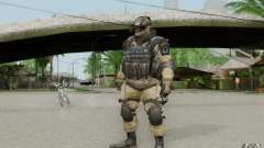 Un ingeniero de Warface para GTA San Andreas