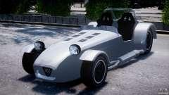Caterham Super Seven para GTA 4