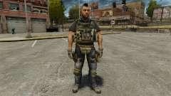 El capitán John «4» Mctavish para GTA 4