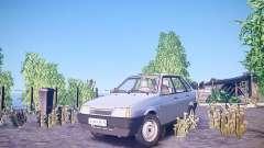 VAZ 21093i para GTA 4