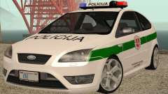 Ford Focus ST Policija