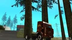 KAMAZ 5460 4 piel para GTA San Andreas