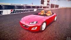 Mazda Miata MX5 Superlight 2009 para GTA 4