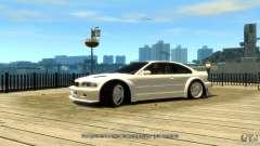 BMW E46 M3 GTR Sport para GTA 4