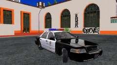 Ford Crown Victoria San Andreas State Patrol para GTA San Andreas