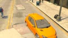 Peugeot 206 GTI para GTA 4