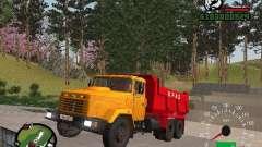 Camión KrAZ 65055