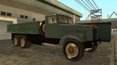 Remolque de camión KrAZ v. 2