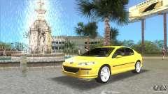 Peugeot 407 para GTA Vice City