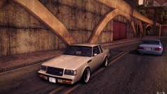 Buick Regal GNX para GTA San Andreas
